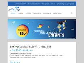 Fleury opticiens