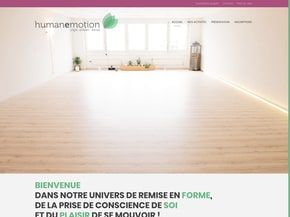 humanemotion Yoga Pilates Dance | 1110 Morges | Luc Richard & Panja Fladerer
