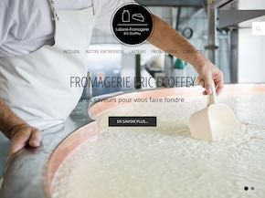 Eric Ecoffey laiterie Fromagerie